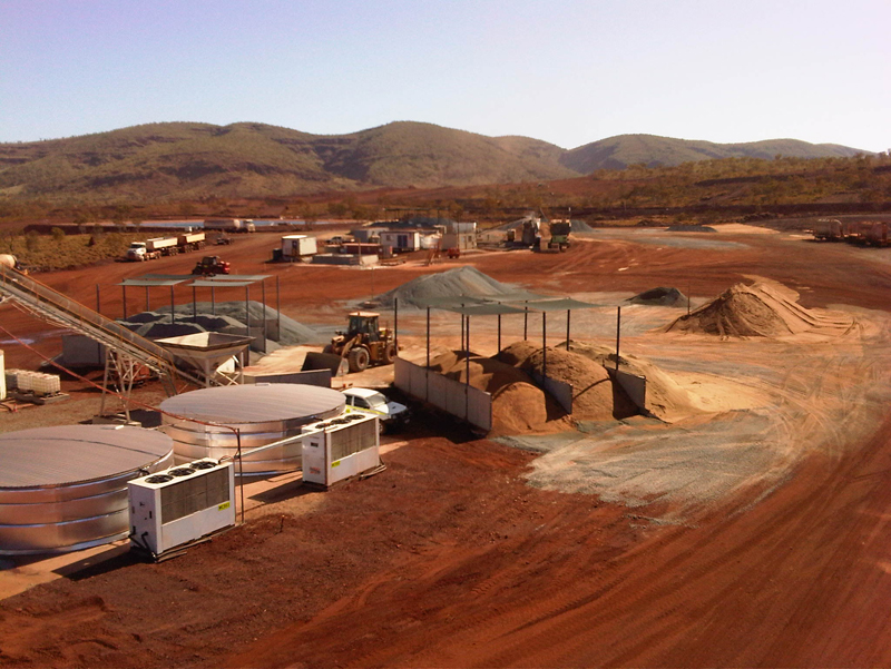 Solomon Hub Iron Ore Mine